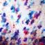 Love Pour cette oeuvre, l'artiste a voulu saisir avec ses couleurs et son énergie le caractère à la fois complexe et impalpable de l'Amour. Ce thème universel est source de toutes choses, source de Vie, l'Amour implique l'altruisme, l'élan vers l'autre, le don de soi et la générosité.
