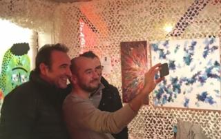 Jean Dujardin et Kyan Khojandi