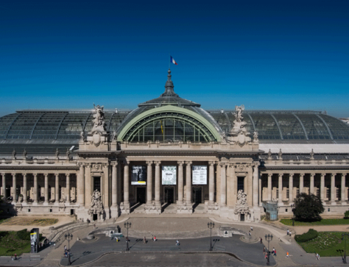 Grand Palais Salon Comparaisons