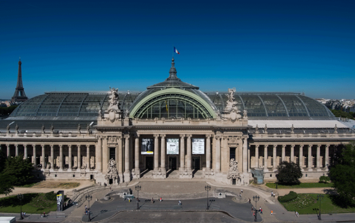 Grand Palais Comparaisons