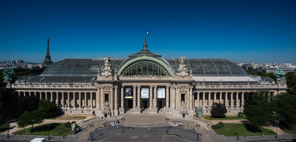 Grand Palais Comparaisons