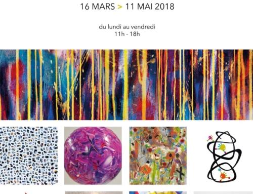 Exposition chez NAG, galerie de Natacha Dassault