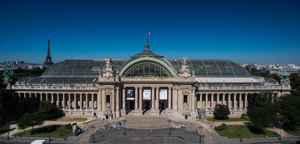Grand Palais Salon Comparaisons