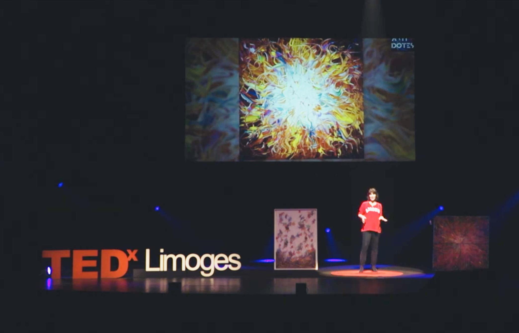 Speaker at TEDx Conference…a new joyful adventure !